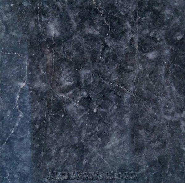 dark deep blue marble from turkey