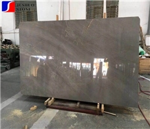 Polished Pacific Gray Marble Slab Tops Selling