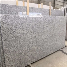 Ivory White Granite Slabs New G603 Sesame Grey