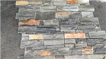 Cement Concrete Back Stacked Stone Veneer Cladding