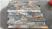 Cement Concrete Back Stone Veneers Stack Tiles