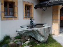 Vals Gneiss- Valser Gneiss Water Feature