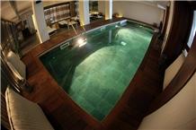 Verde Dorato Di Cheran Hotel Pool Application