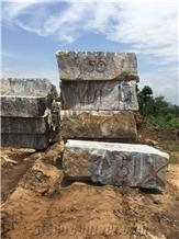 Kporoko Brown Stone Blocks, Kporoko Brown Granite Blocks