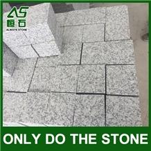 G602 Granite Cubes Stone,Cobble Stone,Paving Stone