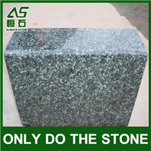 G612 Green Granite,China Dark Green Granite Tile