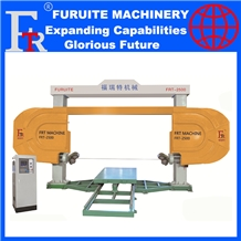 Diamond Wire Saw Cnc Cutting Machine for Block Cut