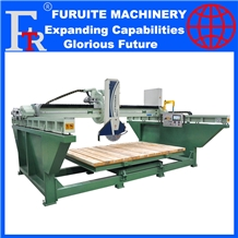 Stone Bridge Saw Cutter Machine 45 Degree Tilt Cut