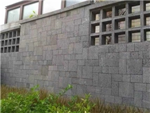 Volcano Black Sukabumi Split Face Culture Stone