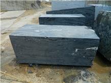 Black Fantasy Marble Blocks