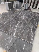 Caffe Amaro Marble Flooring Tile