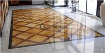 Giallo Siena Italy Siena Gold Marble Flooring Tile