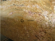 Imperial Gold India Golden Imperial Granite Slabs
