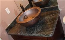 Paradiso Classico Granite Bathroom Countertop