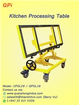 Kitchen Processing Table