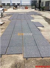 Iron Grey Granite Honed Tiles