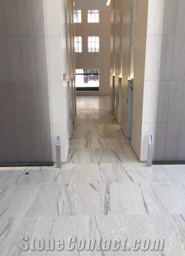 Duke White Granite Wall And Floor Tiles From Italy Stonecontact