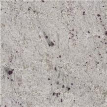 Bianco Kashmir White Granite Floor