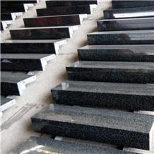 Black Granite Hebei G332 Paver/Cubstone/Kerbstone