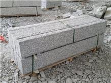 China G603 Pineapple Granite Landscaping Kerbstone