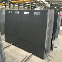 China Impala G654 Sesame Black,Padang Dark Granite