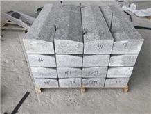 China Pink Pearl G617 Granite Flamed Curbstone