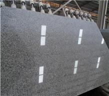 China Rice Grain White Granite G655 Slab&Tile