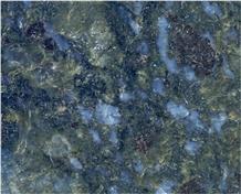 Chinese Butterfly Blue Granite Slabs Tiles 2/3cm