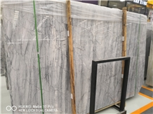 Chinese Grey Fendi Gray Marble Slab