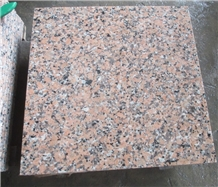 Chinese New G452 Red Granite Tile & Slabs