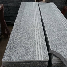 Chinese Padang Crystal G603 Granite Stair Tile