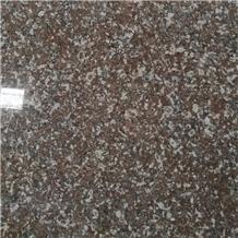 Chinese Zhangpu Red Granite G648 Granite