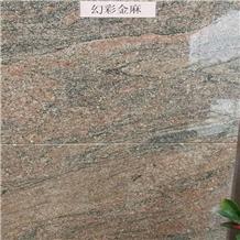Giallo Sf Peal Granite, Japarana Granite
