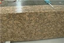 Gold Giallo Fiorito Granite Polished Slabs&Tiles