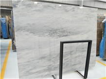 Italy Palissandro White Marble Flamed Tiles