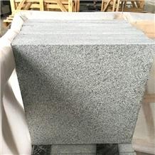 Non-Slip Dark Grey G654 Granite Tile