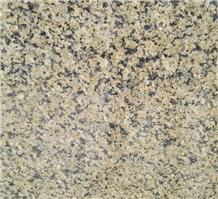 Polished Chinese Jiangxi Yellow Granite