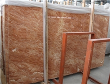 Spainsh Rosso Alicante Red Marble Stone Slabs Tile