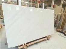 Yugoslavia Sivec White Marble Slab Stone Tiles