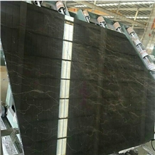 Dark Emperor Marble Polished Slabs