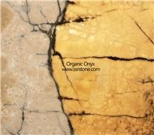 Organic Onyx Slabs