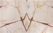 White Veined Onyx