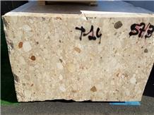 Breccia Croata Marble Blocks