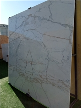 Calacatta Conci Marble Slabs