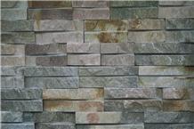Cz-03 Quartz Lime Stone Wall Cladding Panel