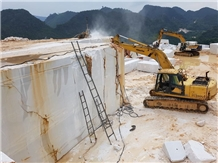 Vietnam White Marble, Crystal White Marble Block