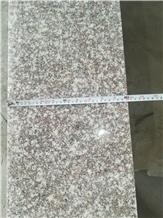 G664 Granite Stairs, Misty Brown Granite