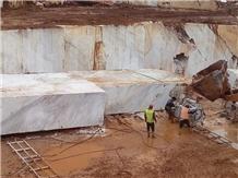 Volakas Marble Block