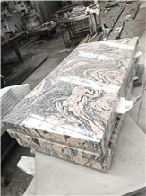 Aurora Granite Covoer Slab Beautiful Style Monument
