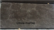 Marron Olivia Marble Polished Slabs